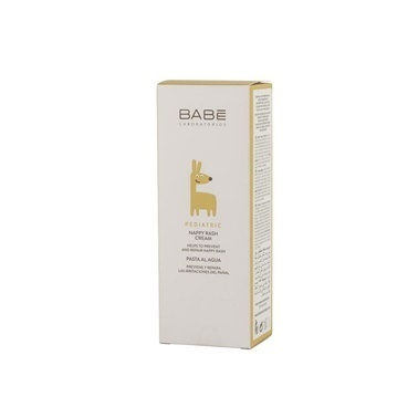 Babe Nappy Rash Cream 100ml Renksiz